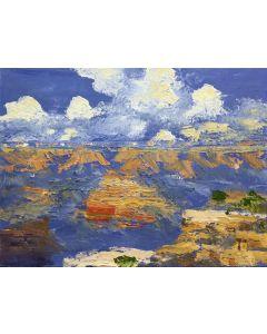 James Cook - Grand Canyon Study #2 (PLV90347B-0921-002)