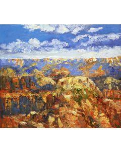 James Cook - Grand Canyon Study #3 (PLV90347B-0921-003)