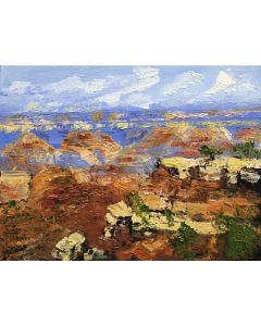 James Cook - Grand Canyon Study #6 (PLV90347B-0921-006)