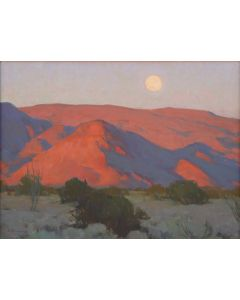 SOLD Glenn Dean - Mojave Moonrise