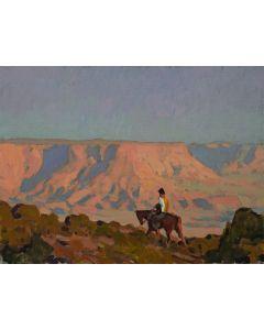 Glenn Dean - Along the Overlook (PLV90428-0820-001)
