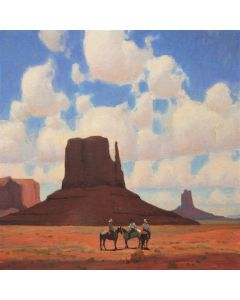 SOLD Glenn Dean - Valley Riders