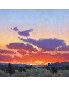 Stephen C. Datz - Glade Park Sunset