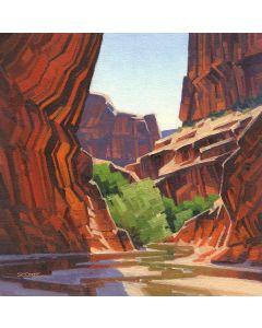 x SOLD Stephen C. Datz - Canyon Passage (PLV90469-0520-003)