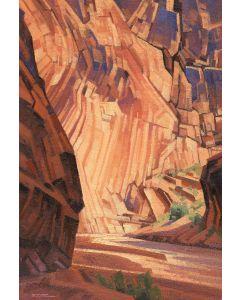 x SOLD Stephen C. Datz - Wild at Heart (PLV90469-0520-019)