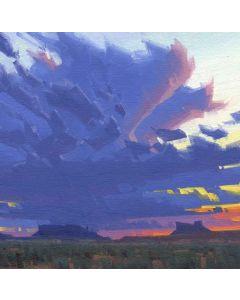 Stephen C. Datz - Evening Thunder (PLV90469-1220-002)
