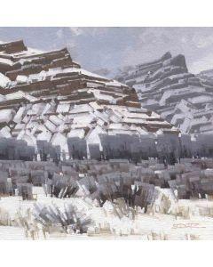 Stephen C. Datz - Winter Makes a Cameo (PLV90469-1220-008)