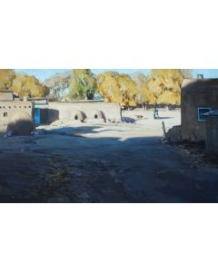 SOLD Josh Elliott - Pueblo Shadows