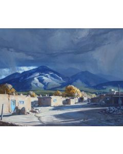 Josh Elliott - October, Taos Pueblo