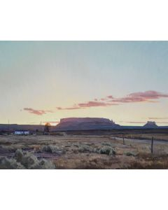 Josh Elliott - Navajo Sundown