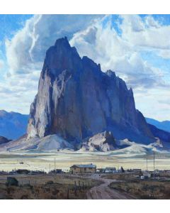 Josh Elliott - Shiprock, Shadows, and Shelter