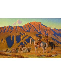 Charles Fritz -Santa Fe Traders on the Old Spanish Trail