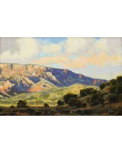 Bill Gallen - New Mexico Summer (PLV90713-1020-003)