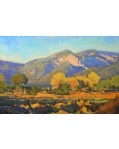 SOLD Bill Gallen - Taos Autumn