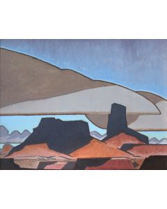 Josh Gibson – Desert Abstract (PLV90744A-0721-003)