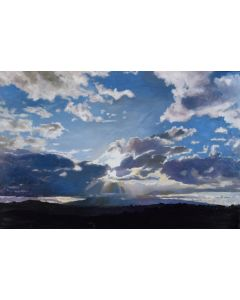 Moira Marti Geoffrion – Over the Rockies, Large Sky (PLV90762-0221-014)
