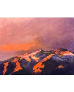 Moira Marti Geoffrion - Fire Glow (PLV90762-0221-016)
