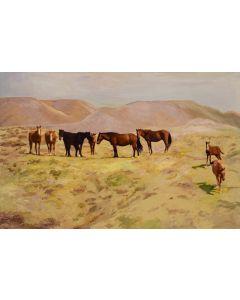Moira Marti Geoffrion - Landscape Wanderers