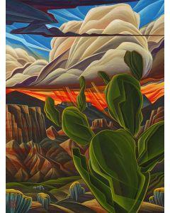 William Haskell - Desert Perspective (PLV90810-0821-001)