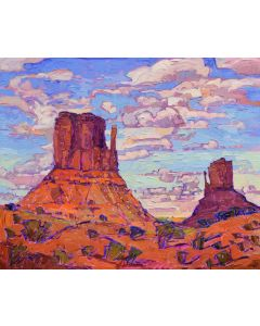 Erin Hanson - Summer Monument
