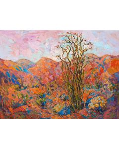 SOLD Erin Hanson - Borrego Ocotillo