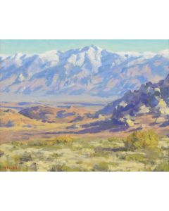 Gregory Hull - White Mountains, Owens Valley, California
