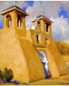 SOLD Gregory Hull - Rancho de Taos