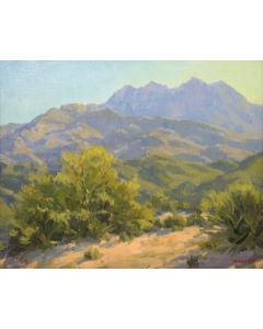 Gregory Hull - Four Peaks Morning