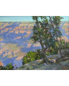 Gregory Hull - Morning Color, Grand Canyon