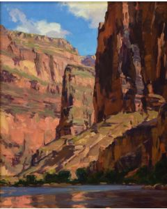 Gregory Hull - Desert Facade, Grand Canyon