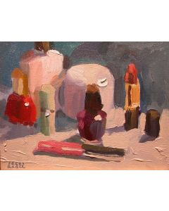 SOLD Peggi Kroll-Roberts - Lipstick, Lotions