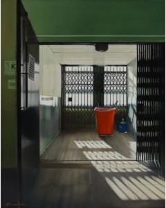 Kevin Kehoe - Freight Elevator on West 26th (PLV91131A-0321-001)