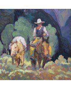 Francis Livingston - Sage Rider