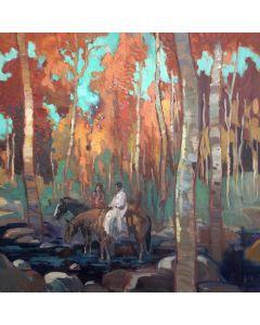 Francis Livingston - Enchanted Stream