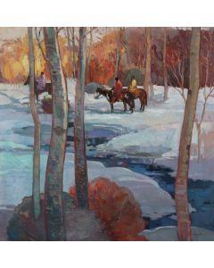 Francis Livingston - Willow Creek