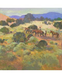 Francis Livingston - Distant Blue