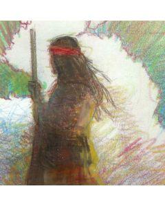 Francis Livingston - Apache Lookout