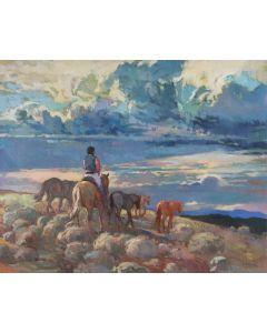 Francis Livingston - Descending