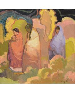 Francis Livingston - Mountain Song1
