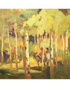 Francis Livingston - Spring