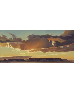 Ed Mell - Voice of a Setting Sun