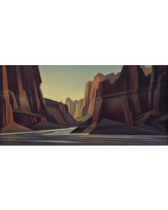 Ed Mell - Canyon Bend