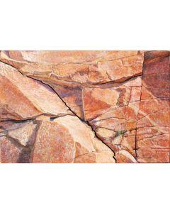 SOLD Merrill Mahaffey - Rock Fractures II