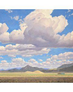 David Meikle - Afternoon Clouds