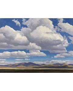 David Meikle - Nevada Clouds (PLV91326B-0920-015)