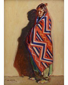 John Moyers - The Transitional Blanket (PLV91364-0321-002)
