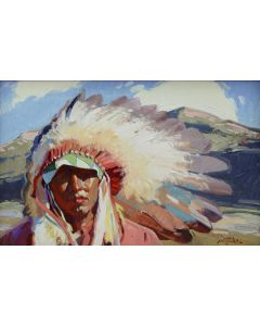 John Moyers - Taos Winds (PLV91364-0321-003)