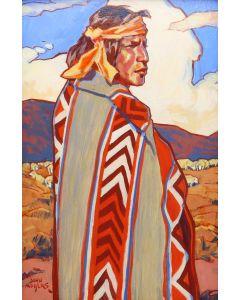 John Moyers - A Navajo's World (PLV91364-1220-003)