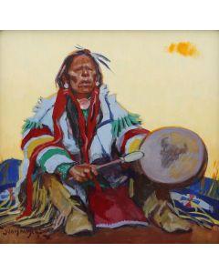 John Moyers - The Buffalo Drum (PLV91364-1220-005)