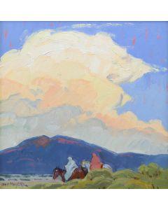 John Moyers - As the Sun Descends (PLV91364-1220-011)
